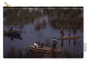 Lake Titicaca Reed Boats Carry-all Pouch