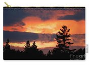 Lake Umbagog National Wildlife Refuge Sunset  Carry-all Pouch
