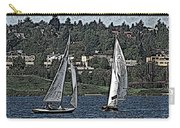 Lake Union Regatta Carry-all Pouch