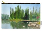 Lake View 1 Carry-all Pouch