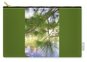 Lake View With Ponderosa Pine Carry-all Pouch