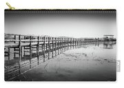 Lake Walkway Carry-all Pouch by Gary Gillette