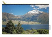 Lake Wanaka New Zealand Iv Carry-all Pouch