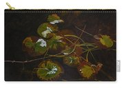Lake Washington Lily Pad 16 Carry-all Pouch