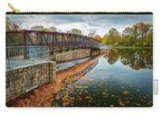 Lake Waterford Fall Waterscape Carry-all Pouch