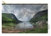 Lake Willoughby  Panorama One Carry-all Pouch