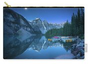 Lake With Moon At Four Am Carry-all Pouch