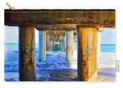Lake Worth, Florida Pier Carry-all Pouch