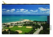 Lakefront Beach Park Baseball Fields Carry-all Pouch