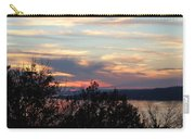 Lakefront Sunset Carry-all Pouch