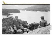 Lakes Of Killarney - Ireland - C 1896 Carry-all Pouch