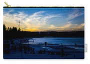Lakeshore Nights Carry-all Pouch