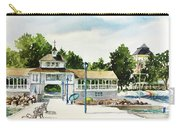 Lakeside Dock And Pavilion Carry-all Pouch