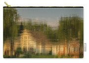 Lakeside Living On Wiggins Lake - Abstract Carry-all Pouch