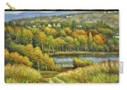 Lakeside Trail In Autumn Carry-all Pouch