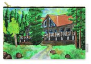 Lakewoods Lodge Carry-all Pouch