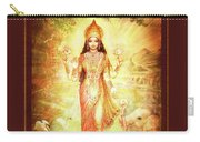 Lakshmi Goddess Of Fortune Carry-all Pouch