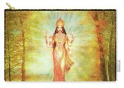 Lakshmi Vision In The Forest  Carry-all Pouch