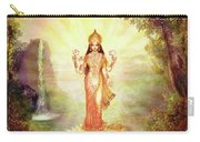 Lakshmi With The Waterfall Carry-all Pouch