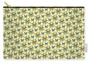 Lalabutterfly Lemons Reduced Scale Carry-all Pouch