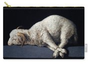 Lamb Of God. Agnus Dei Carry-all Pouch