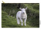Lamb On The Isle Of Skye Carry-all Pouch