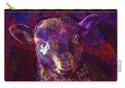 Lamb Spring Cute Animal  Carry-all Pouch