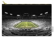Lambeau Field At Night Carry-all Pouch