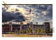 Lambeau Field Awakes Carry-all Pouch by Joel Witmeyer