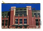 Lambeau Field Green Bay Packers Carry-all Pouch