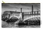 Lambeth Bridge London Carry-all Pouch