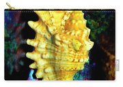 Lambis Digitata Seashell Carry-all Pouch
