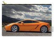 Lamborghini Exotic Car Carry-all Pouch