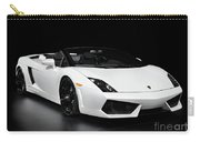 Lamborghini Gallardo Lp560-4 Spyder Carry-all Pouch