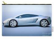 Lamborghini Gallardo 'profile Of Terror' Carry-all Pouch