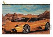 Lamborghini Reventon 2007 Painting Carry-all Pouch