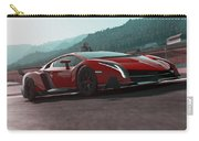 Lamborghini Veneno Carry-all Pouch