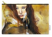 Lament Carry-all Pouch by J W Baker