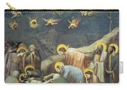 Lamentation Of Christ Carry-all Pouch