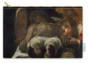Lamentation Over The Dead Christ Carry-all Pouch