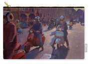 Lambrettas At Winchester Carry-all Pouch