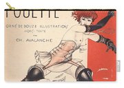 L'amour Fouette Carry-all Pouch