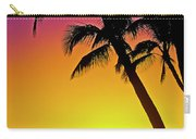 Lanai Sunset II Maui Hawaii Carry-all Pouch