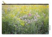 Land Of Flowers Carry-all Pouch