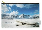 Land Of Ice And Snow Carry-all Pouch