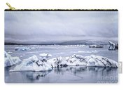 Land Of Ice Carry-all Pouch