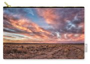 Land Of Sagebrush And Wild Horses Carry-all Pouch