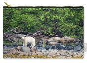 Land Of The Spirit Bear Carry-all Pouch