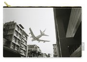 Landing In Hong Kong Carry-all Pouch