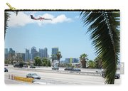 Landing In San Diego Carry-all Pouch